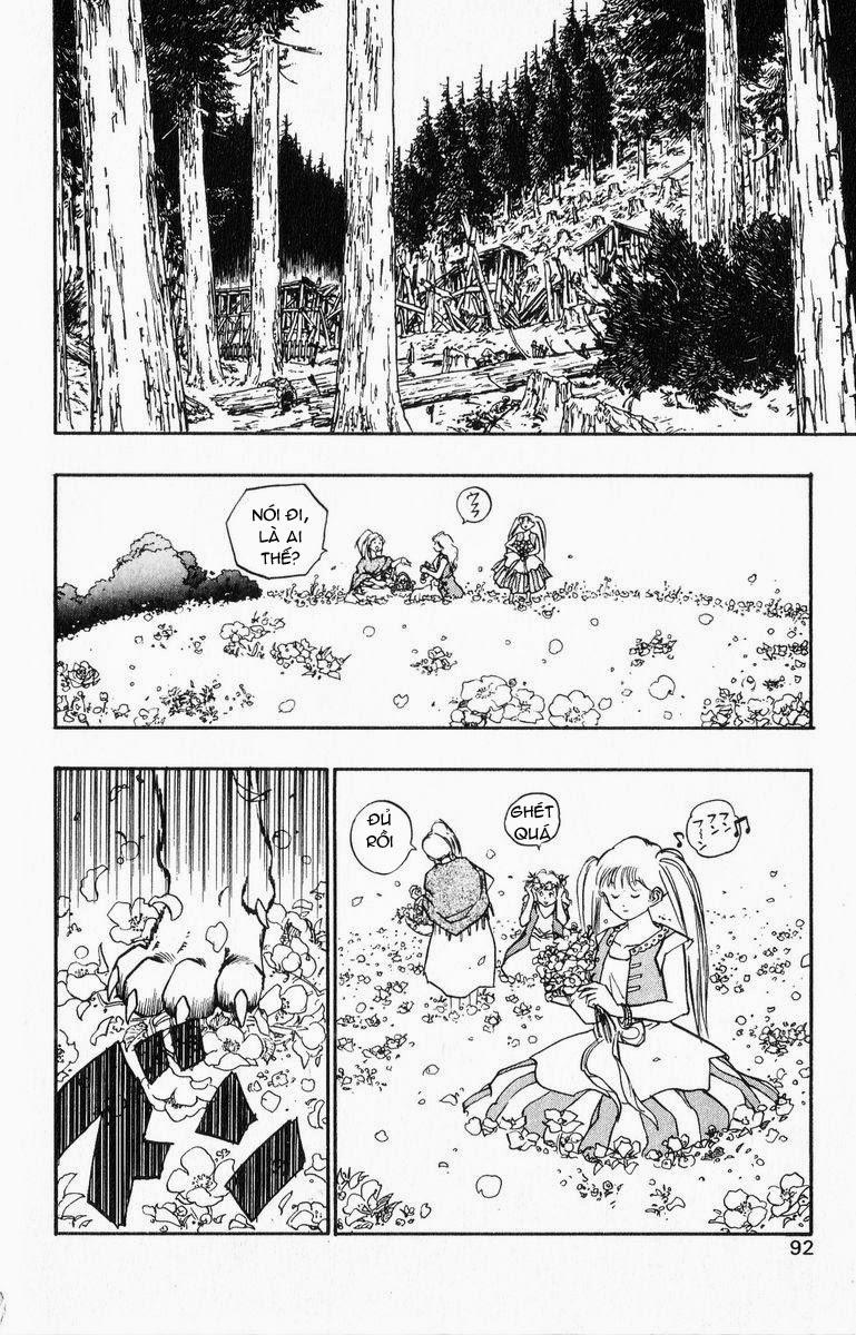 Dragon Quest: Emblem of Roto chapter 24 trang 35