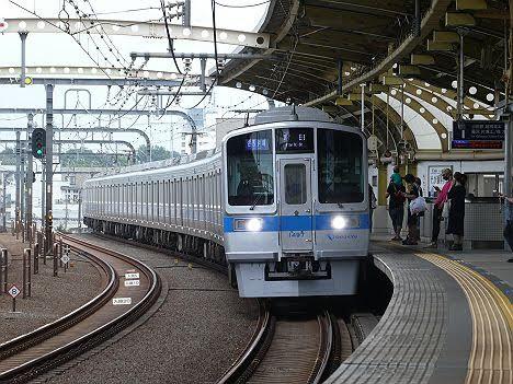 【ダイヤ乱れ!】1000形の各駅停車 町田行き