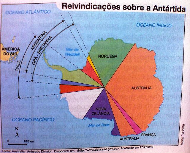 Resultado de imagem para antarctica tratado da antartica