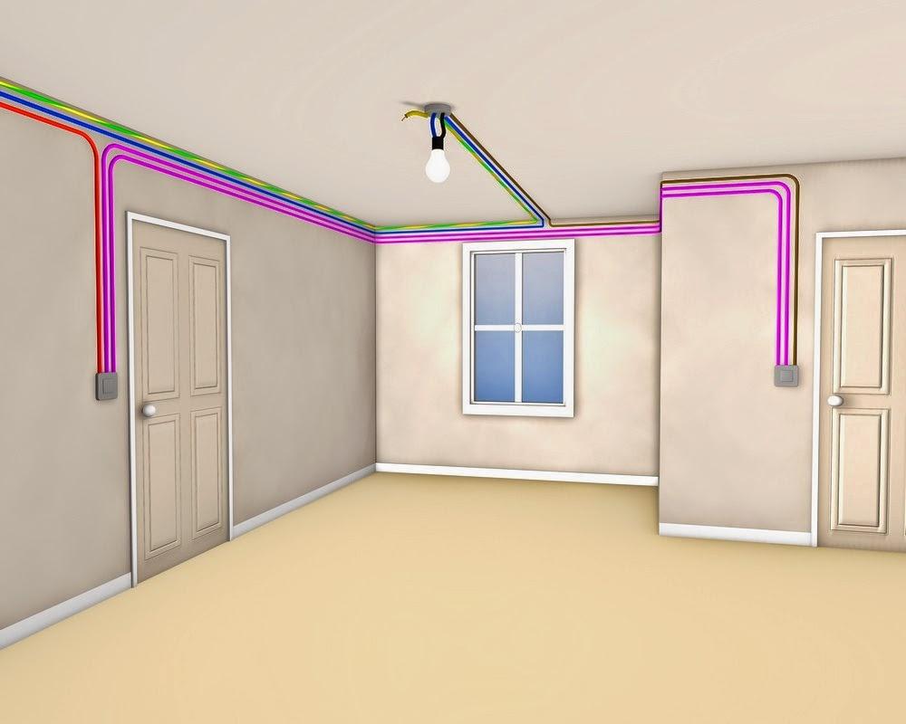 sch ma multifilaire du va et vient schema electrique. Black Bedroom Furniture Sets. Home Design Ideas