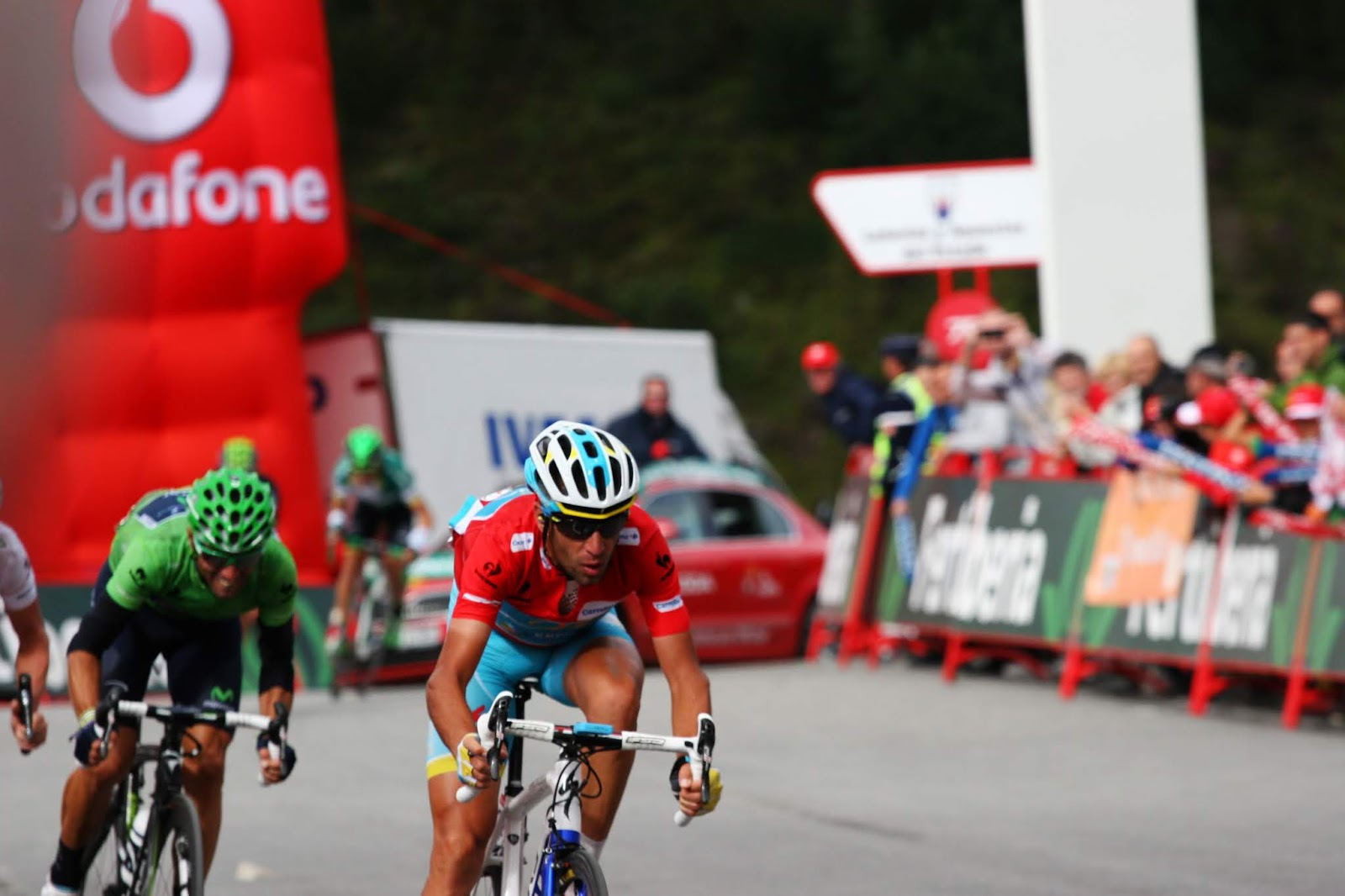 Cycling Country Bike Tours at La Vuelta