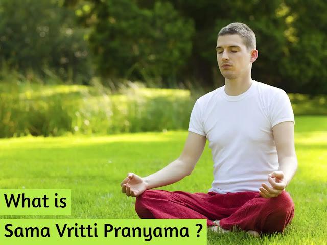 Sama Vritti Pranayama Steps , Precautions and Benefits - MergeZone