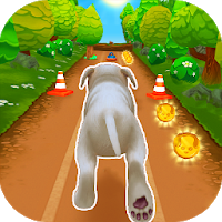 Pet Run - Puppy Dog Game Apk free Download for Android