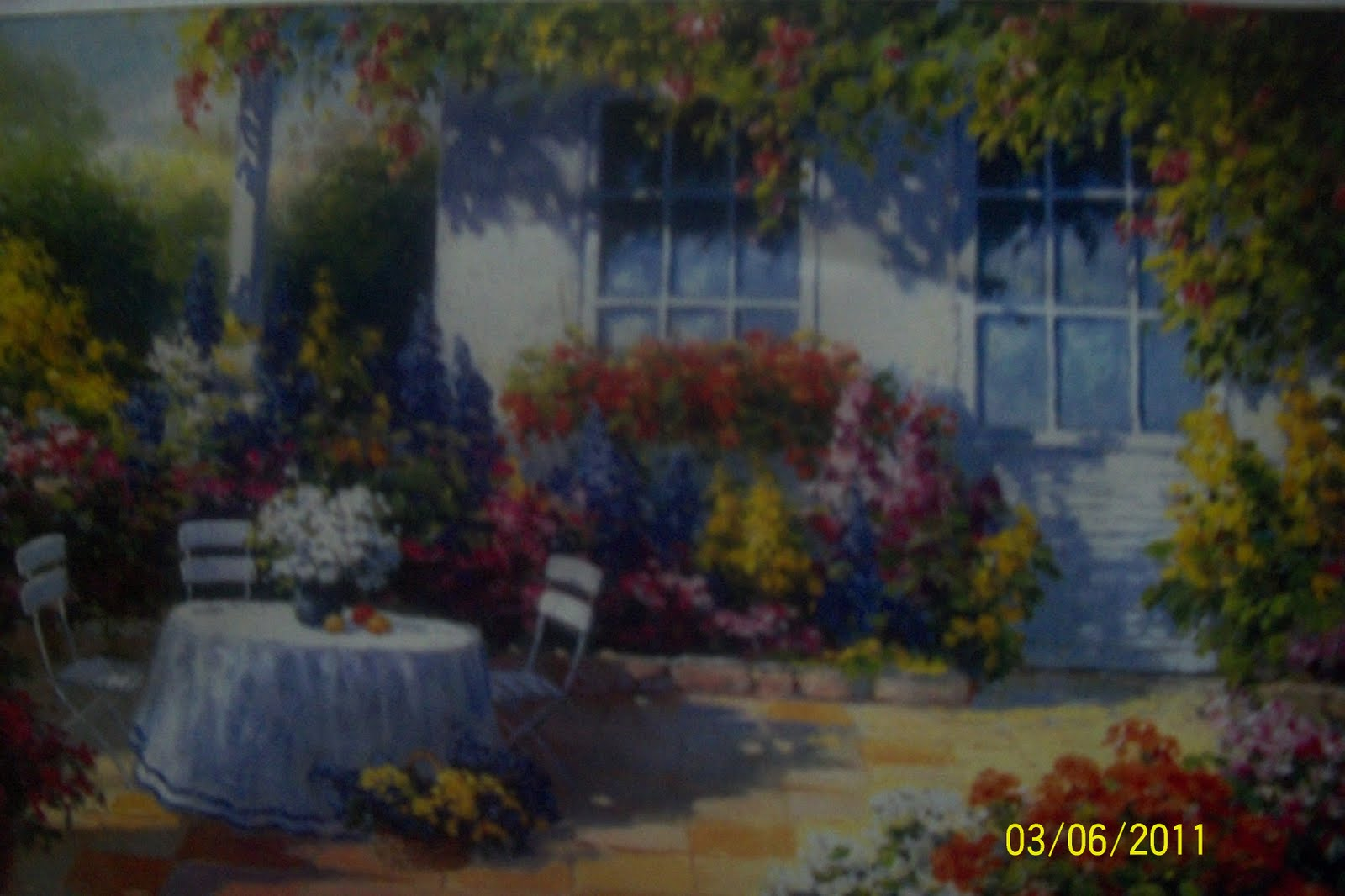 Contoh blog tadika fontoh for Contoh lukisan mural tadika