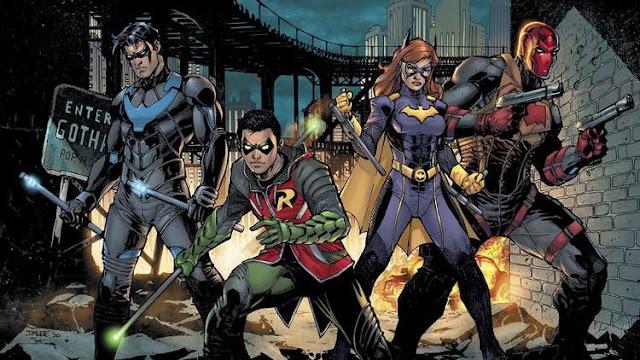 Gotham Knights é novo jogo do Batman!