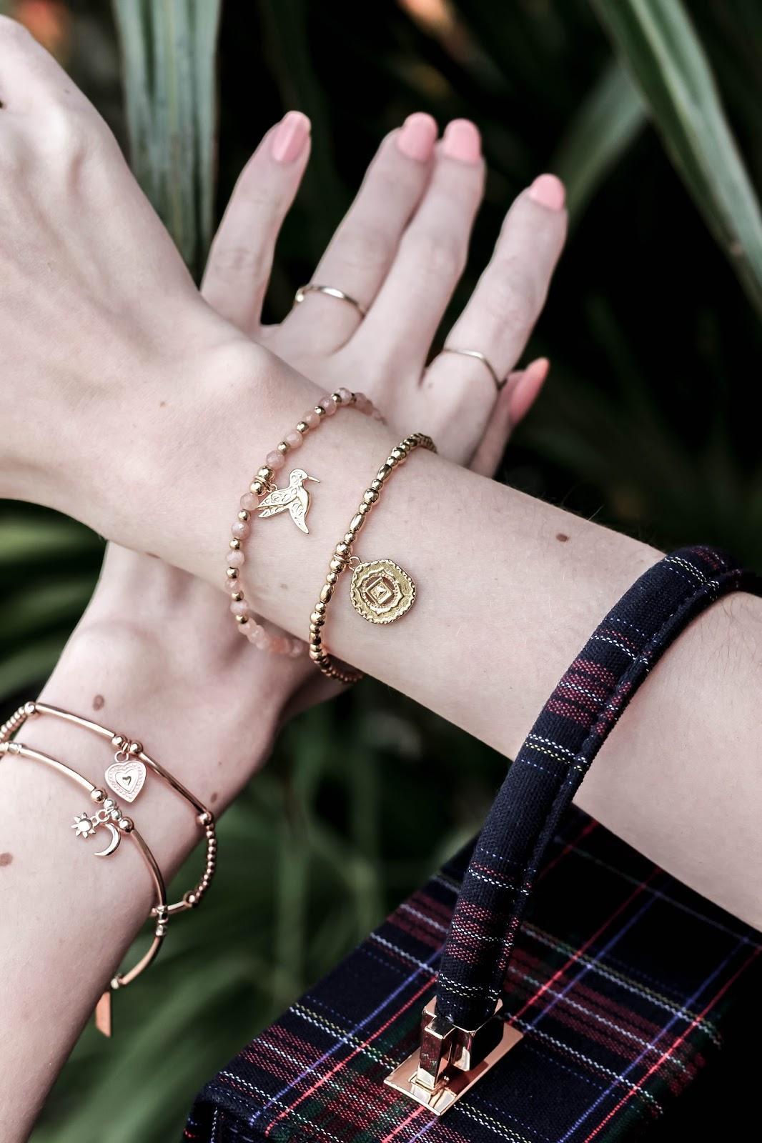 Chlobo Cherabella Gold Bracelet Collection 2018