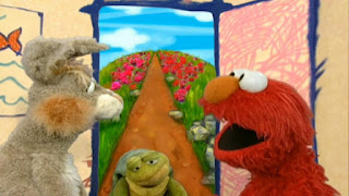 Sesame Street Elmo's World Fast and Slow