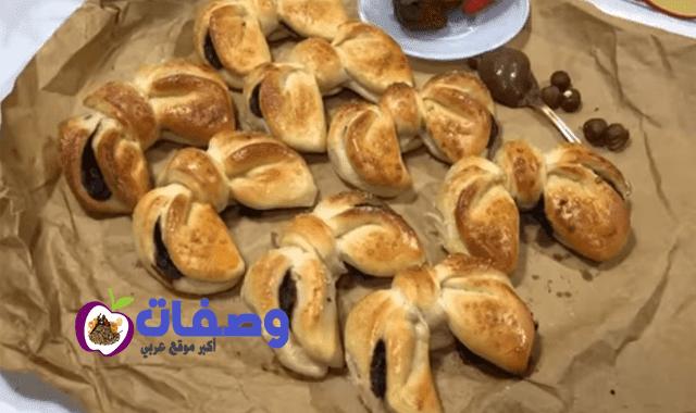 فيونكات الشيكولاتة فاطمه ابو حاتي