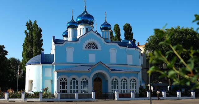 Храм пророка Самуила