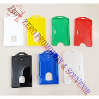 Casing Id Card Plastik standar 1 sisi, Casing ID Card, Card Holder