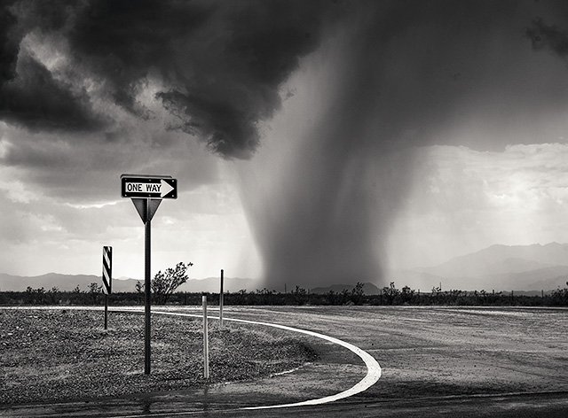Stormy Times (One Way)© Jesus Coll