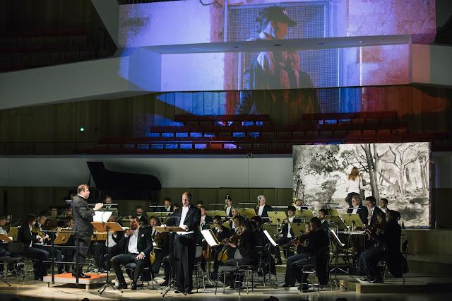 Beethoven: Leonore - Dresden Music Festival - Ivor Bolton, Michael Kupfer-Radecky, Ann Kern, Dresden Festival Orchestra (photo Oliver Killig)