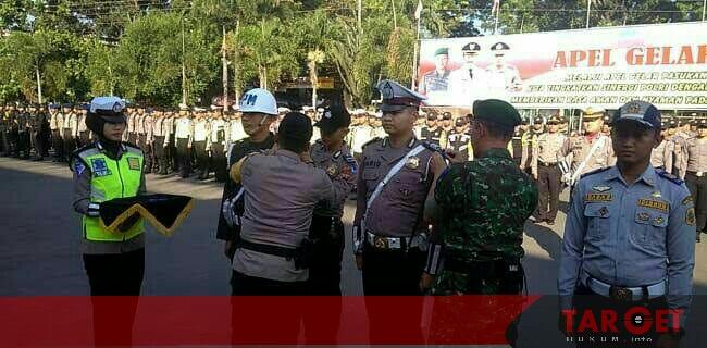 Jelang Lebaran, Polres Pati Gelar Operasi Ketupat Antisipasi Persoalan Kriminal