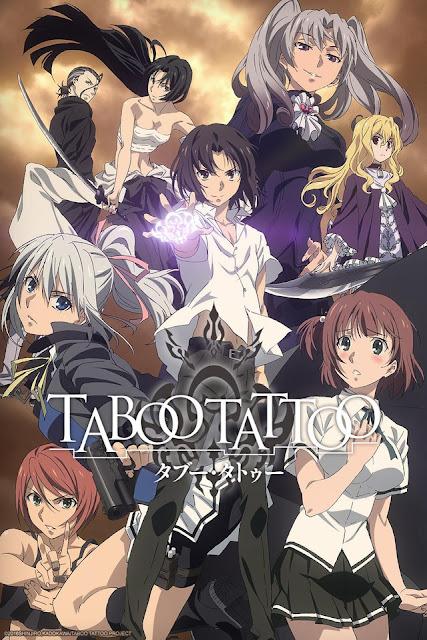 Taboo Tattoo (1-12) Subtitle Indonesia Batch Download