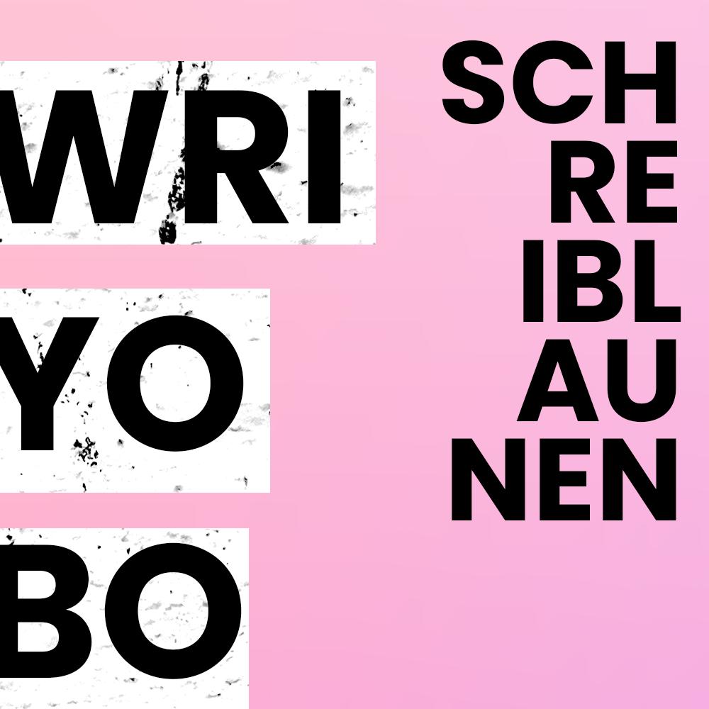 Schreiblaunen ist eine Aktion von fieberherz.de // Grafikdesign © fieberherz.de
