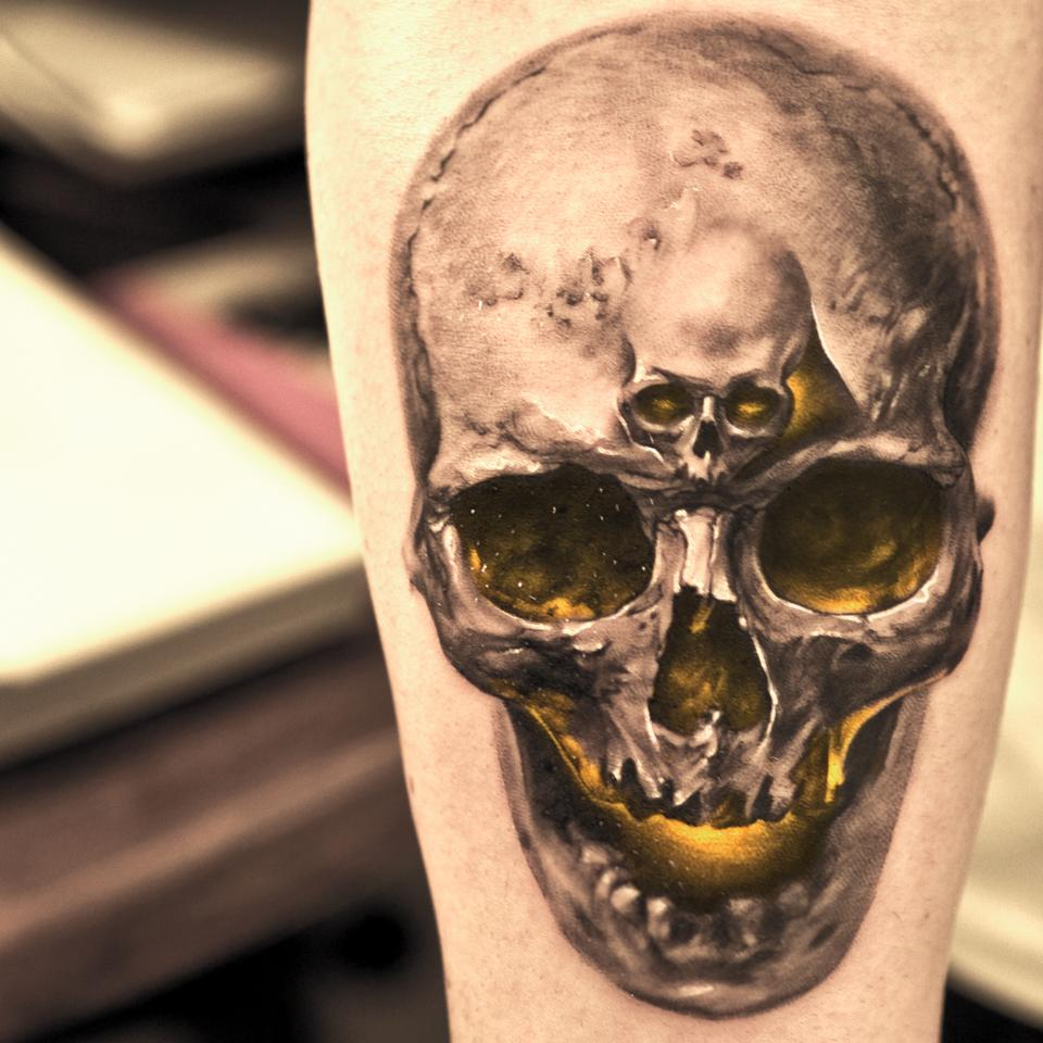Skull Tattoos: Introducing Niki23gtr Niki Norberg Art Tattoo
