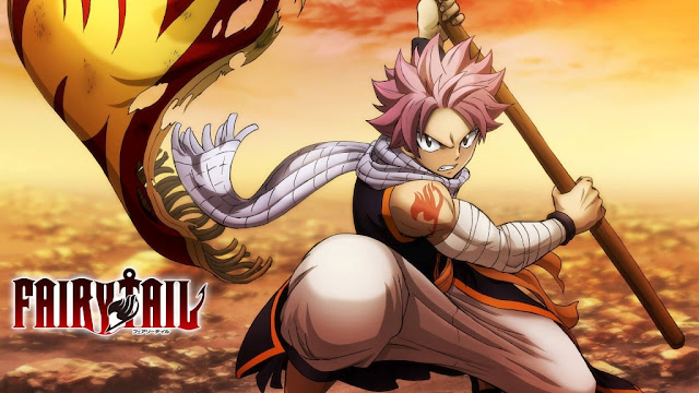Anime Fairy Tail Final Series Merilis Lagu OP dan ED Terbaru!