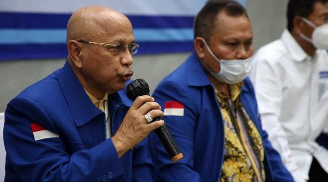 Darmizal Buka Suara Soal Keterlibatan Moeldoko di Acara HUT Demokrat Tandingan