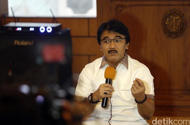 Adhyaksa Dault: PKS, Gerindra, Demokrat, dan PAN Beri Sinyal Positif