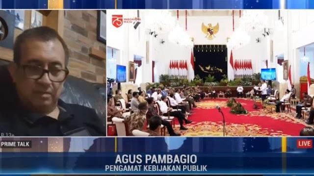 Jokowi Ancam Reshuffle, Pengamat Sebut 9 Menteri Ini Patut Dievaluasi: Luhut hingga Budi Karya