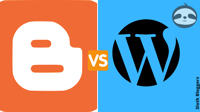 blogger vs wordpress which is best