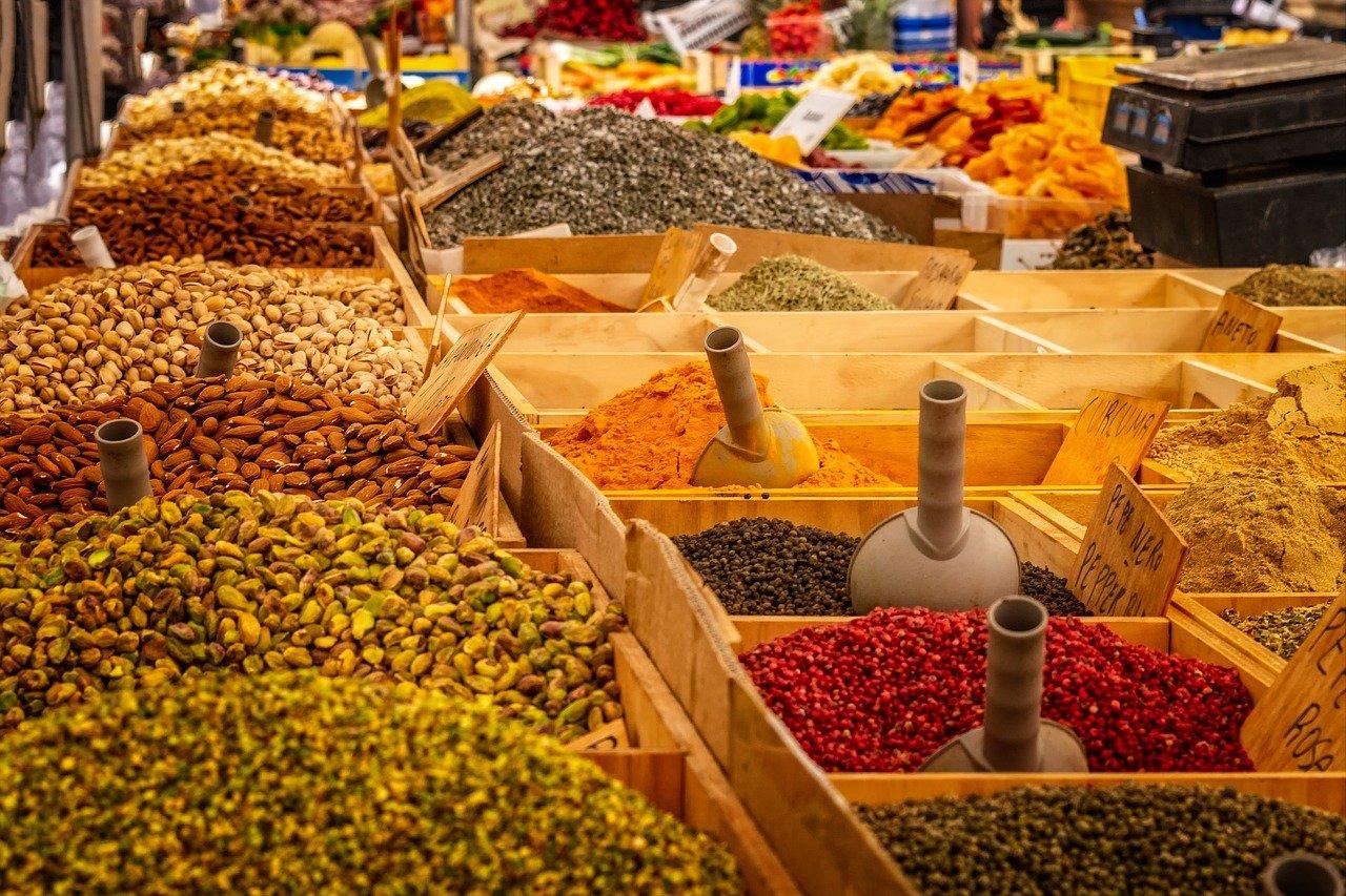 Sklep zielarski, czyli bogactwo smaków i aromatów