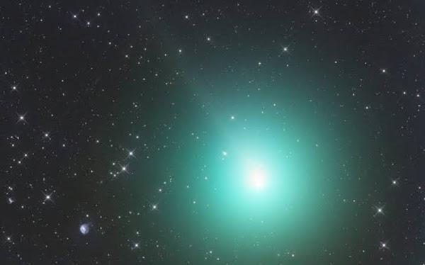 El cometa 46P / Wirtanen se aproxima a la Tierra para un encuentro histórico.