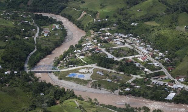 Fuerte sismo de magnitud 5.7 remeció Pasco y se sintió en Lima