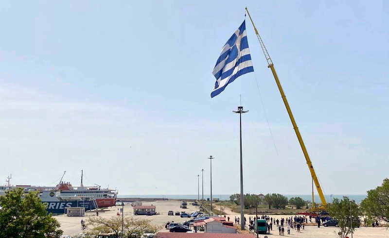 Π. Μιχαηλίδης: Καμία δήλωση από πλευράς Ζαμπούκη για την απουσία του από την εκδήλωση της σημαίας στα Ελευθέρια της Αλεξανδρούπολης
