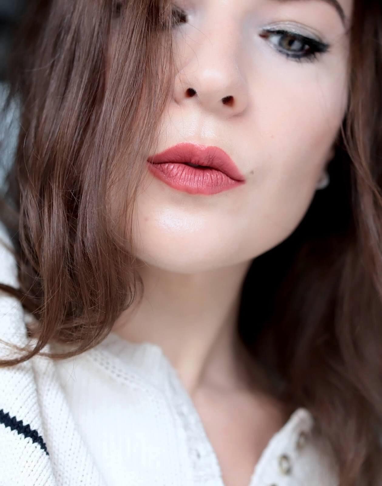 Pat McGrath Mattetrance Lipstick Flesh 5 040 revue
