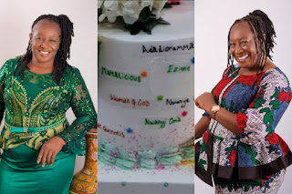 Patience Ozokwo Celebrates 62nd Birthday