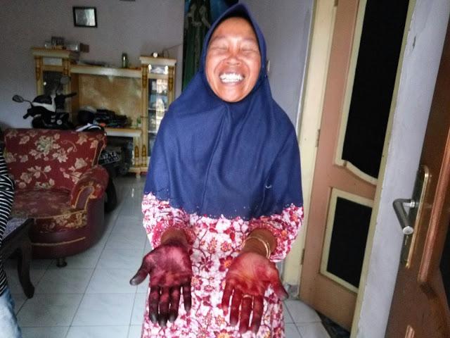 pengrajin batik salem