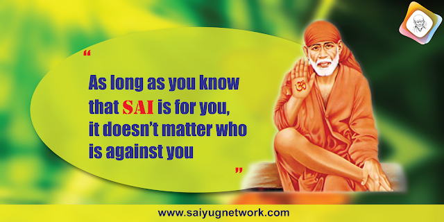 Prayer To Solve All Problems - Sai Devotee Manoj