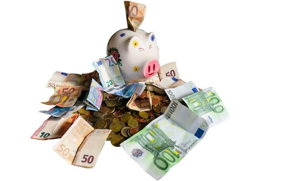 1500 euro per maand sparen