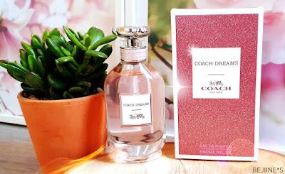 Nouveauté Parfum Coach Dreams