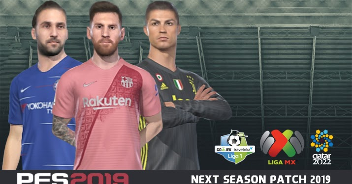 PES 2019 Next Season Patch 2019 - Released 28 01 2019