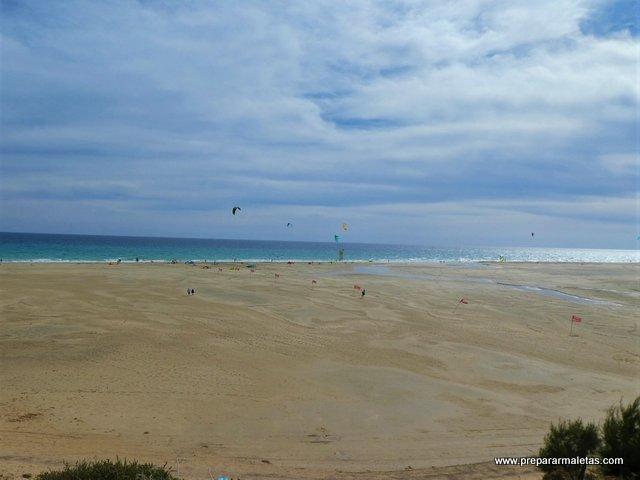 que playas ver en Fuerteventura