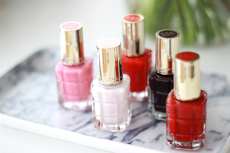 The New Thing: Nail Polish With Oil? L\'Oréal Paris Color Riche A L ...