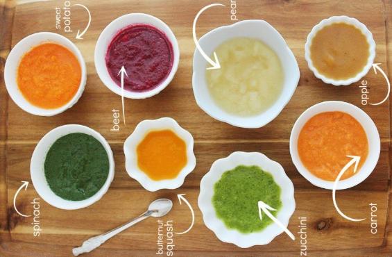 Kenalkan Makanan Sejak Dini, Berikut 7 Menu Mpasi 6 Bulan
