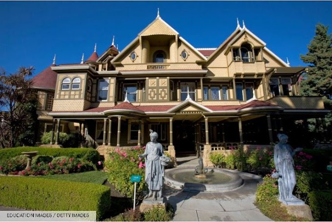 Mystery of The Winchester House