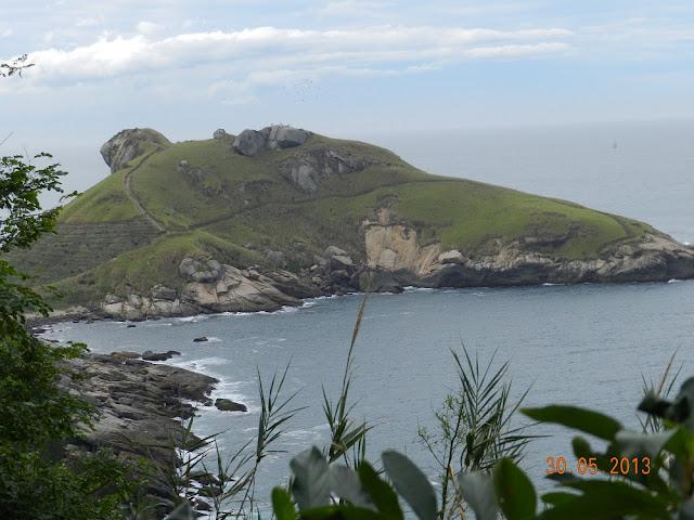 Pedra da Tartaruga - Barra de Guaratiba - RJ