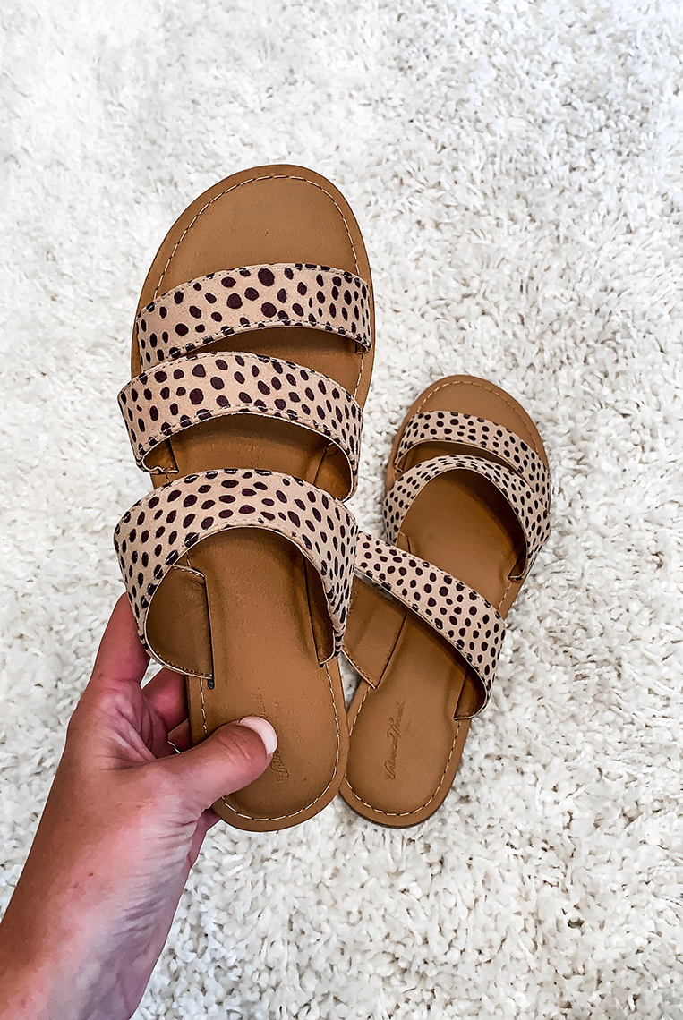 Animal Print Sandals to Wear Now and Into Fall - Chasing Cinderella