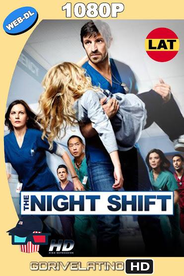 The Night Shift (2015) Temporada 02 WEB-DL 1080p Latino-Ingles MKV