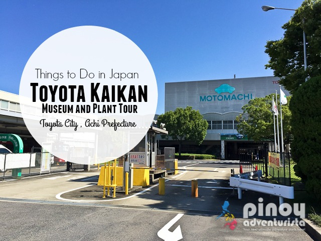 Toyota Kaikan Museum and Plant Tour Aichi Japan