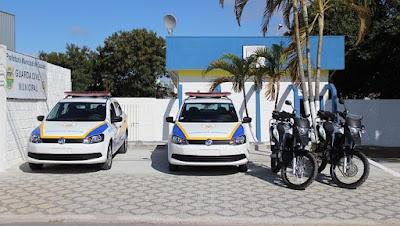 Prefeitura de Taubaté entrega novas viaturas a Guarda Civil Municipal