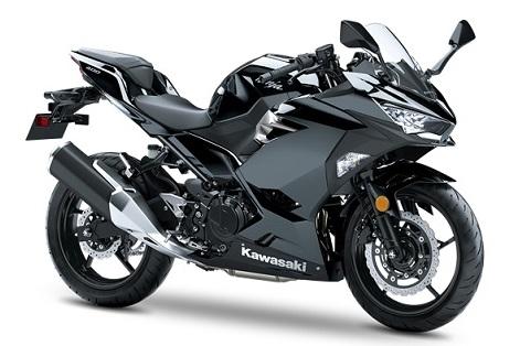 Update Harga Kawasaki Motor Ninja 400