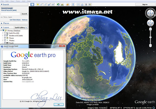 google earth pro free download latest version windows 10