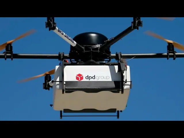 U.S. To Approve Drones Delivering Packages Over People's Heads