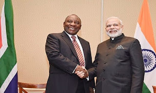 South African President To Be Chief Guest At India's 70th Republic Day Celebrations