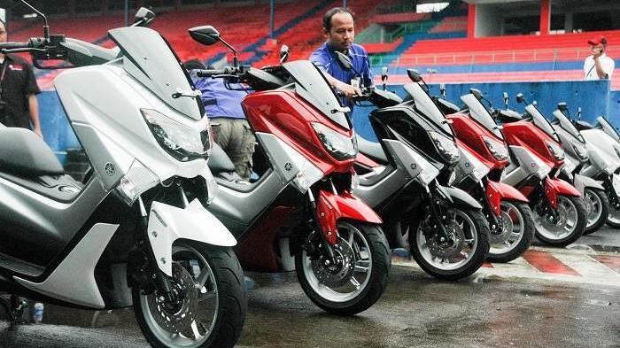 Sewa Yamaha NMAX di Bali